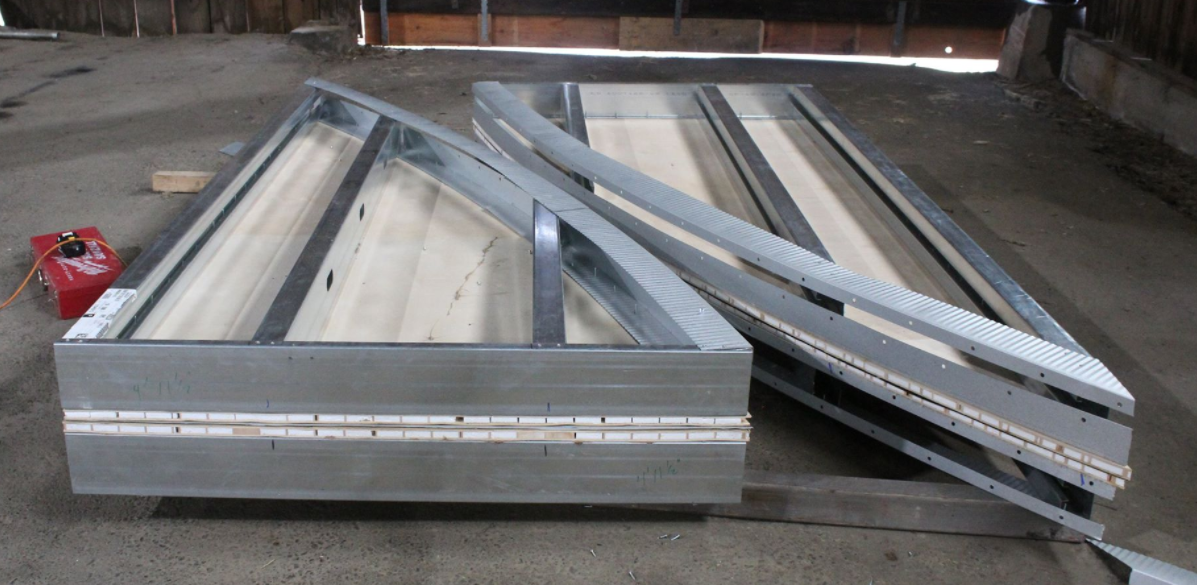 Prefabricated Steel Framing